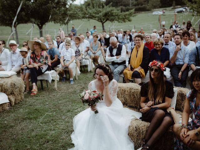 Le mariage de Samuel et Orane à Campandré-Valcongrain, Calvados 14