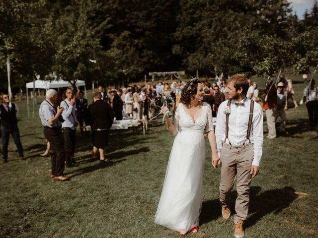 Le mariage de Orane et Samuel