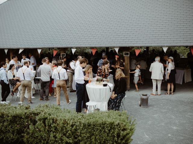 Le mariage de Samuel et Orane à Campandré-Valcongrain, Calvados 20