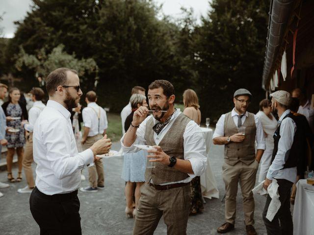 Le mariage de Samuel et Orane à Campandré-Valcongrain, Calvados 24