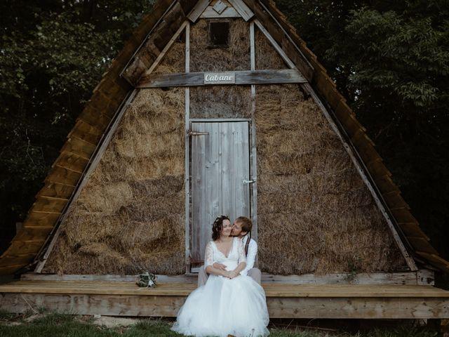 Le mariage de Samuel et Orane à Campandré-Valcongrain, Calvados 36