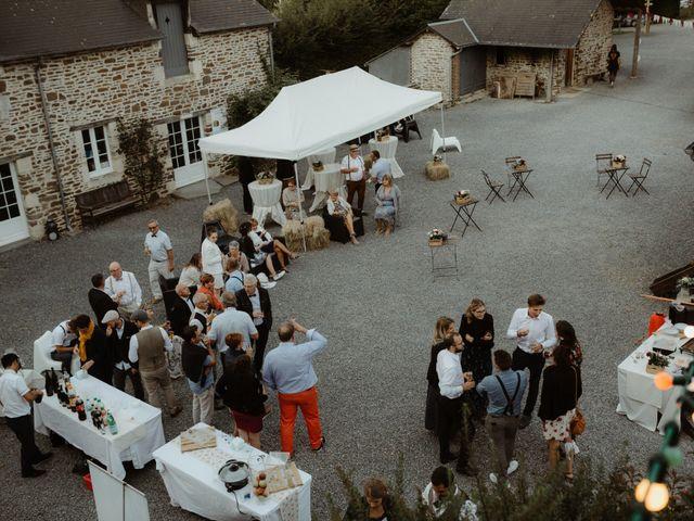 Le mariage de Samuel et Orane à Campandré-Valcongrain, Calvados 42