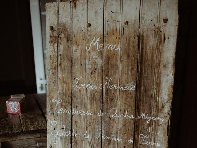 Le mariage de Samuel et Orane à Campandré-Valcongrain, Calvados 48