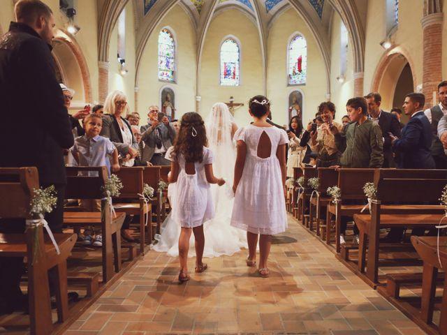 Le mariage de Jérémy et Anaïs à Toulouse, Haute-Garonne 32