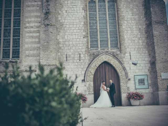 Le mariage de Lucas et Jessie à Cassel, Nord 10