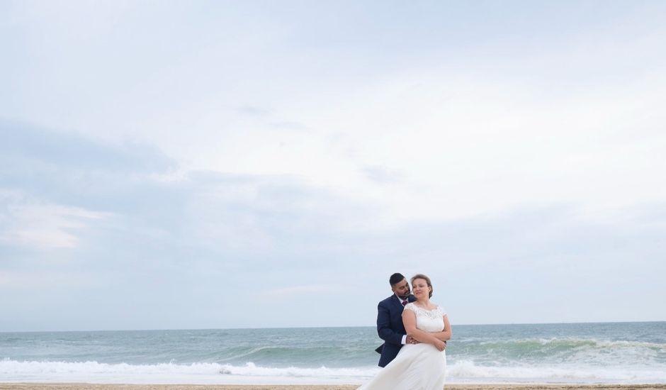 Le mariage de Wendy  et Franck à Seignosse, Landes
