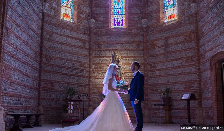 Le mariage de Fabrice et Marlène à Toulouse, Haute-Garonne