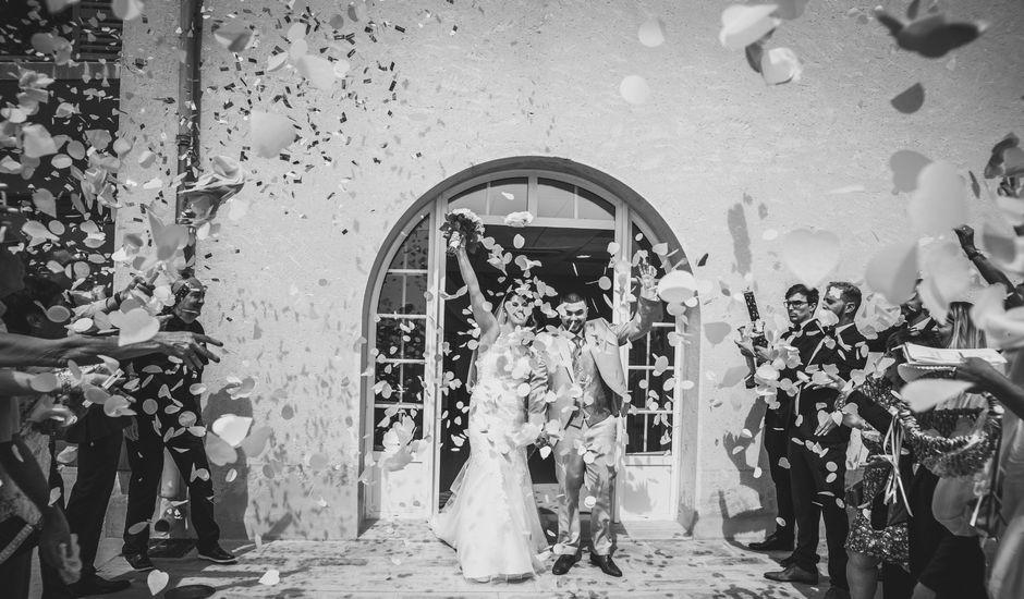 Le mariage de Guillaume et Coline à La Gaude, Alpes-Maritimes
