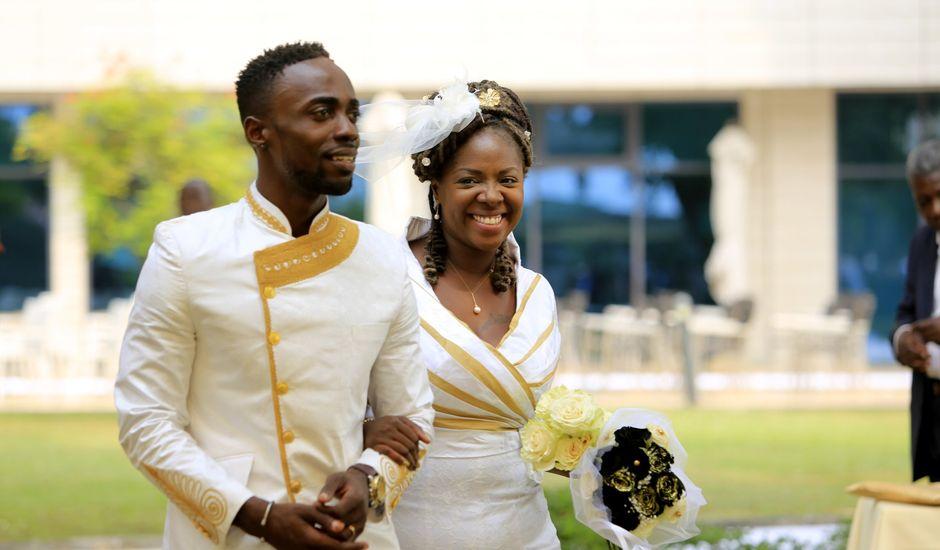 Le mariage de Sean et Yana à Paris, Paris