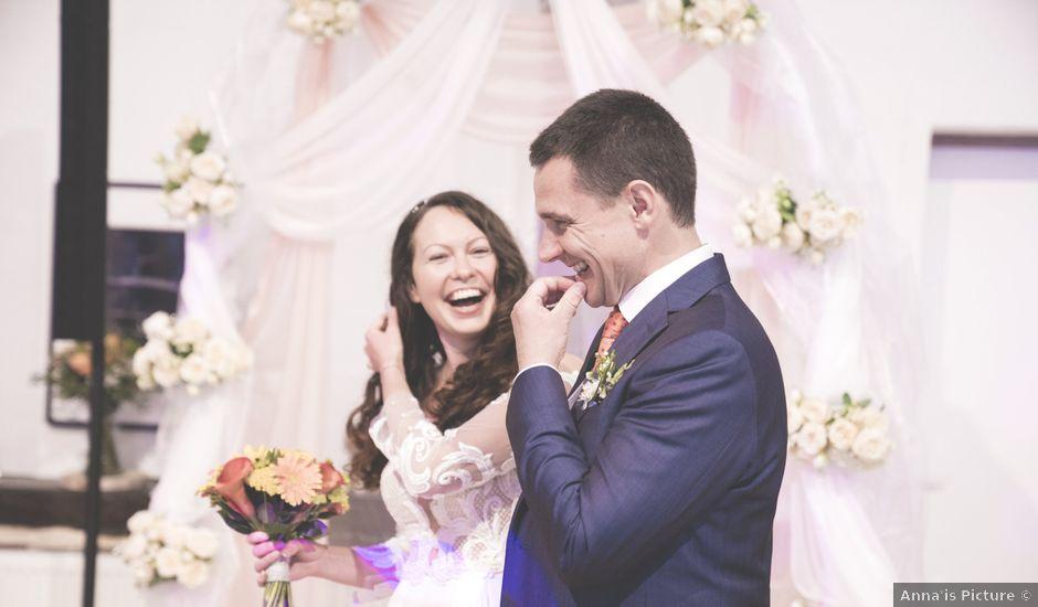 Le mariage de Benjamin et Mariaa à Salesches, Nord