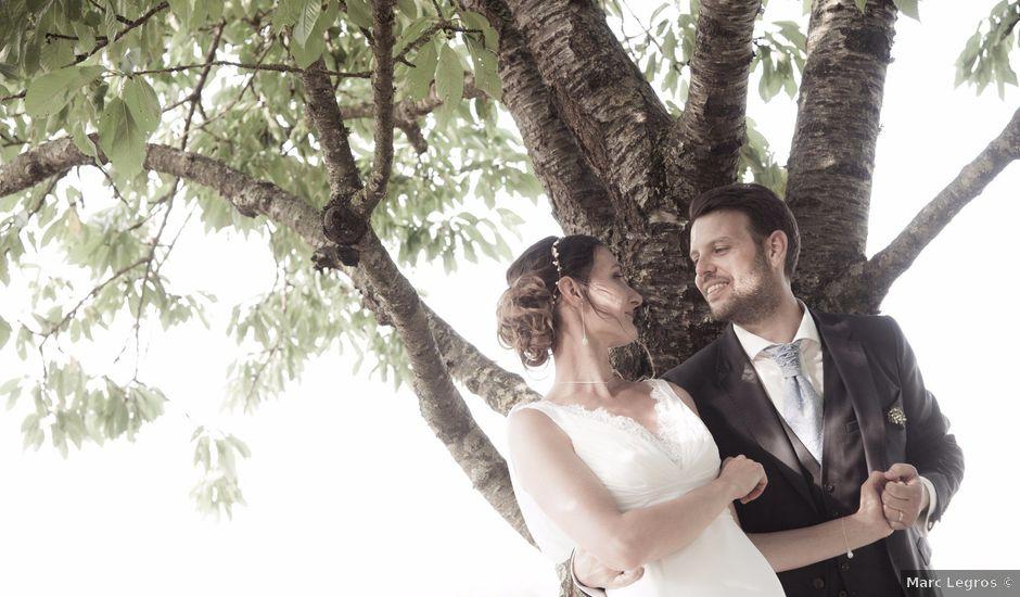 Le mariage de David et Johanna à Angers, Maine et Loire