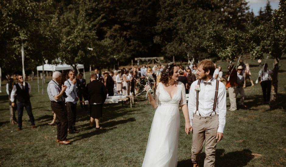 Le mariage de Samuel et Orane à Campandré-Valcongrain, Calvados