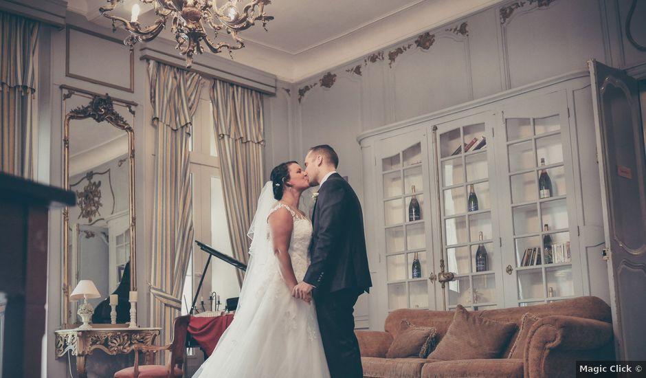 Le mariage de Lucas et Jessie à Cassel, Nord