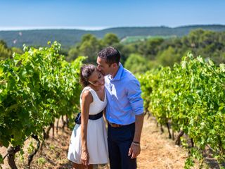 Le mariage de Joanne et François 1