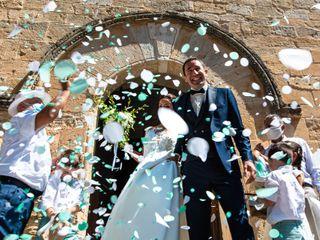 Le mariage de Joanne et François