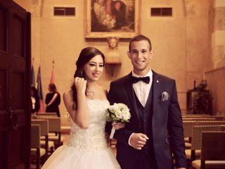 Le mariage de Serine et Yassin 1