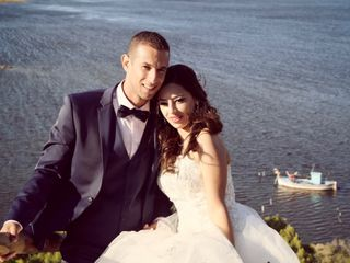 Le mariage de Serine et Yassin