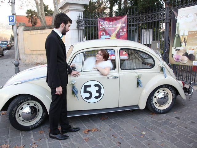 Le mariage de Julie et Charles-Antoine à Marseille, Bouches-du-Rhône 28
