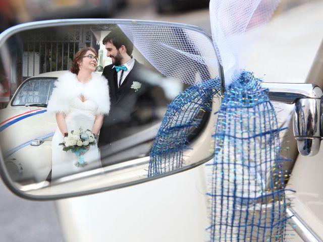 Le mariage de Charles-Antoine et Julie