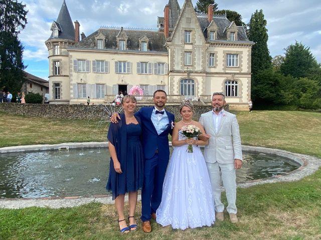 Le mariage de Nadège et Franck  à Limoges, Haute-Vienne 3