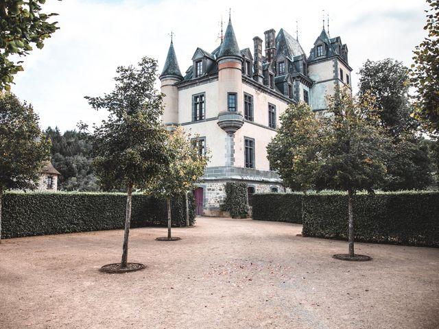 Le mariage de Alex et François à Miremont , Puy-de-Dôme 3