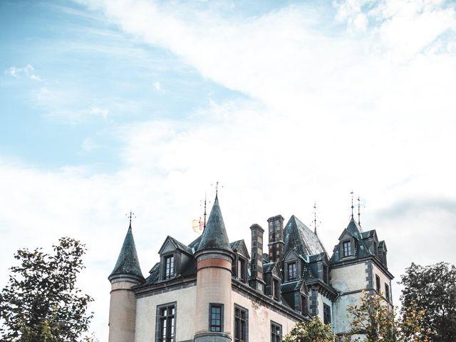 Le mariage de Alex et François à Miremont , Puy-de-Dôme 4
