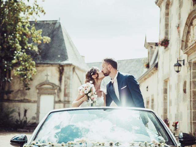 Le mariage de Simon et Muriel à Moulay, Mayenne 2
