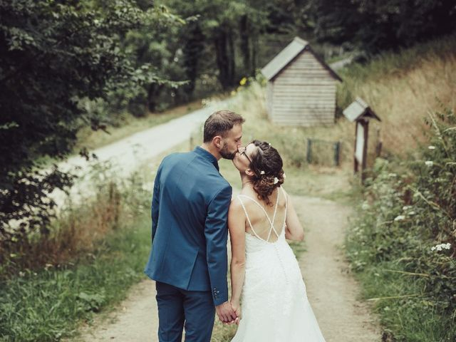 Le mariage de Muriel et Simon