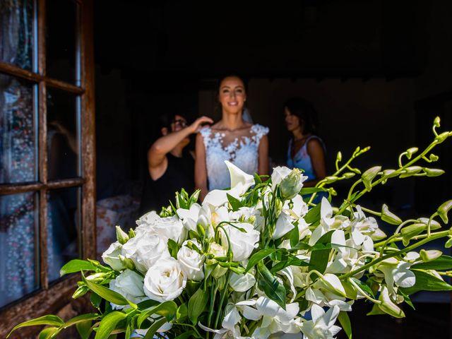 Le mariage de François et Joanne à Pourrières, Var 12