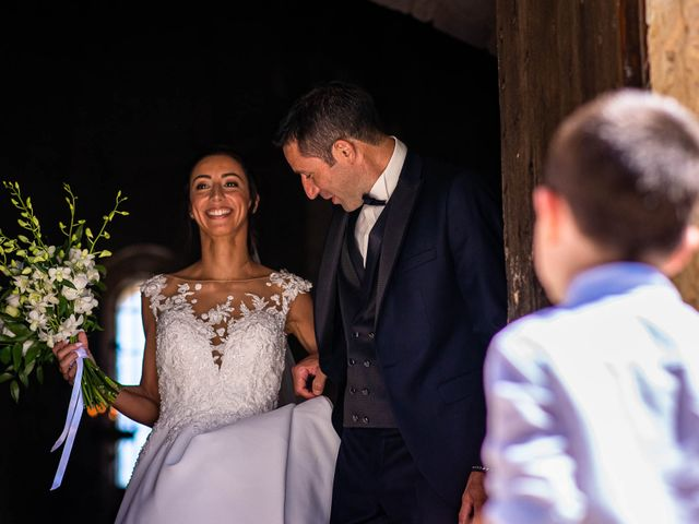 Le mariage de François et Joanne à Pourrières, Var 18