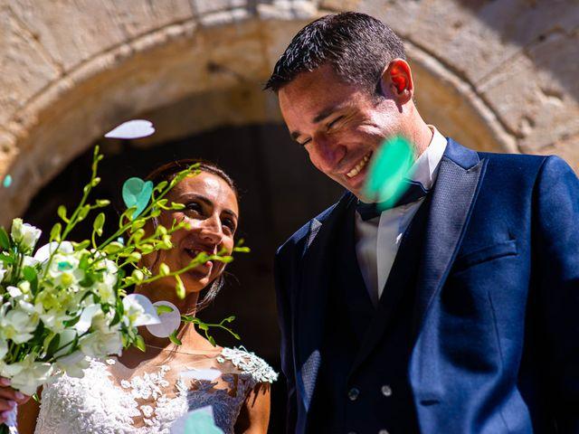Le mariage de François et Joanne à Pourrières, Var 19