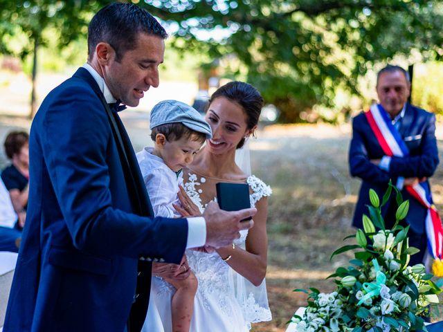 Le mariage de François et Joanne à Pourrières, Var 23