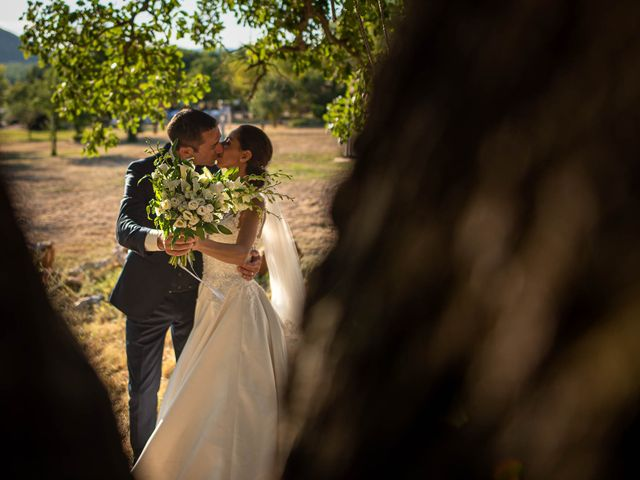 Le mariage de François et Joanne à Pourrières, Var 26