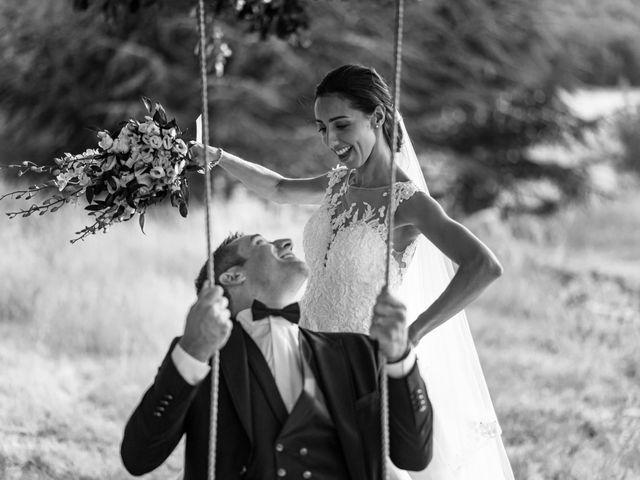 Le mariage de François et Joanne à Pourrières, Var 28
