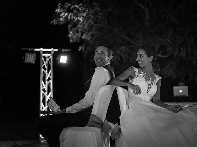 Le mariage de François et Joanne à Pourrières, Var 32