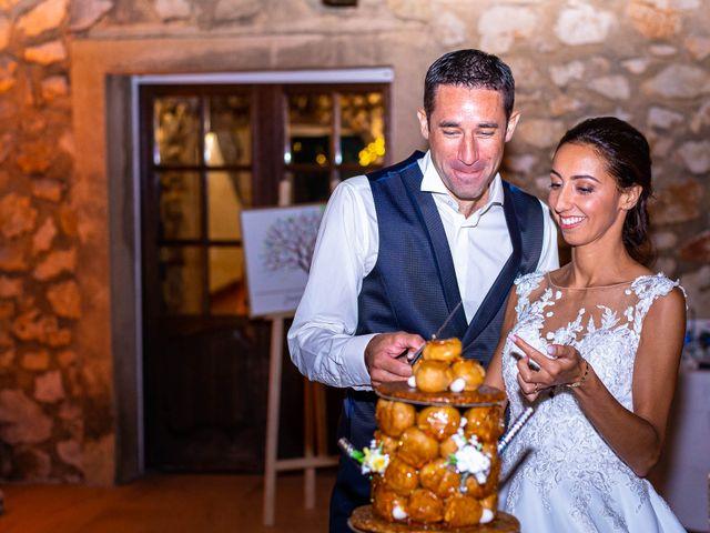 Le mariage de François et Joanne à Pourrières, Var 34