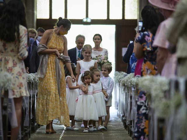 Le mariage de Edouard et Audrey à Elven, Morbihan 14