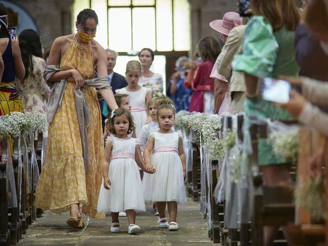 Le mariage de Edouard et Audrey à Elven, Morbihan 15