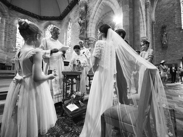 Le mariage de Edouard et Audrey à Elven, Morbihan 22