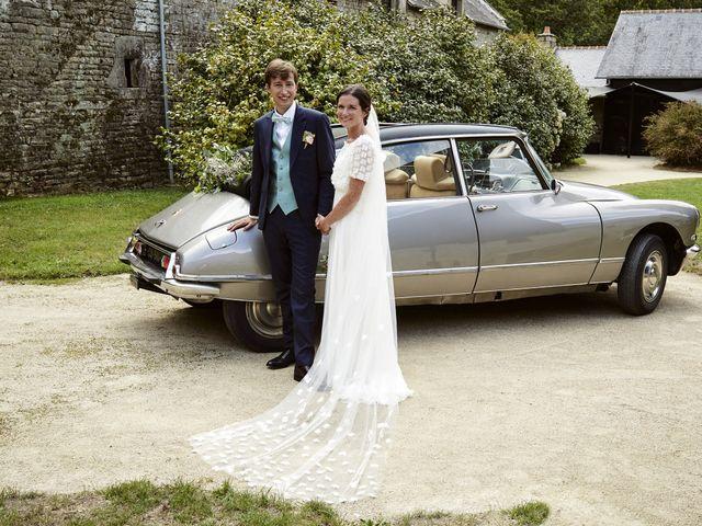 Le mariage de Edouard et Audrey à Elven, Morbihan 29
