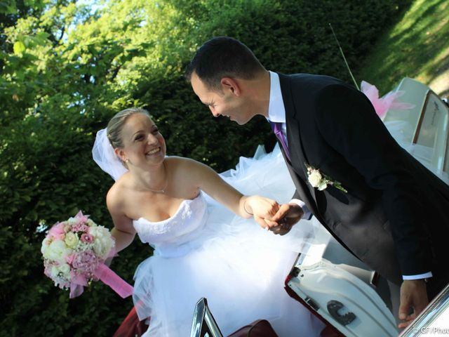 Le mariage de Jérôme et Elodie à Massongy, Haute-Savoie 3
