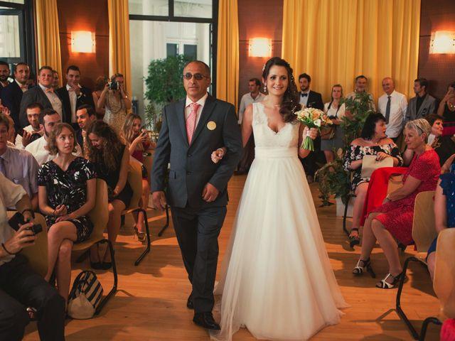 Le mariage de Pierrick et Méline à Montbonnot-Saint-Martin, Isère 67