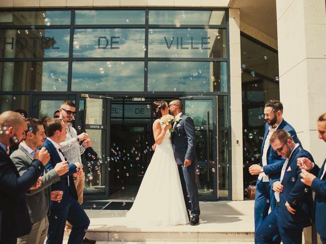 Le mariage de Pierrick et Méline à Montbonnot-Saint-Martin, Isère 79