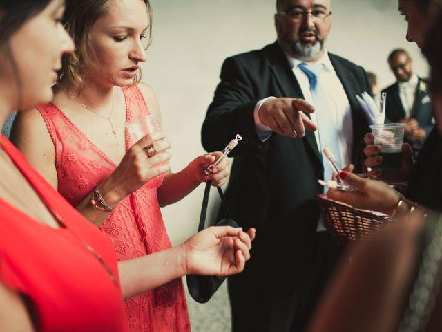 Le mariage de Pierrick et Méline à Montbonnot-Saint-Martin, Isère 83