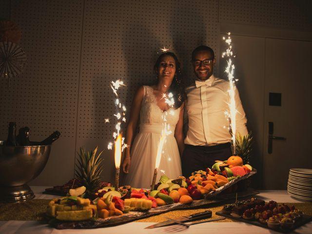 Le mariage de Pierrick et Méline à Montbonnot-Saint-Martin, Isère 153