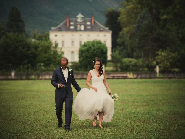 Le mariage de Pierrick et Méline à Montbonnot-Saint-Martin, Isère 169