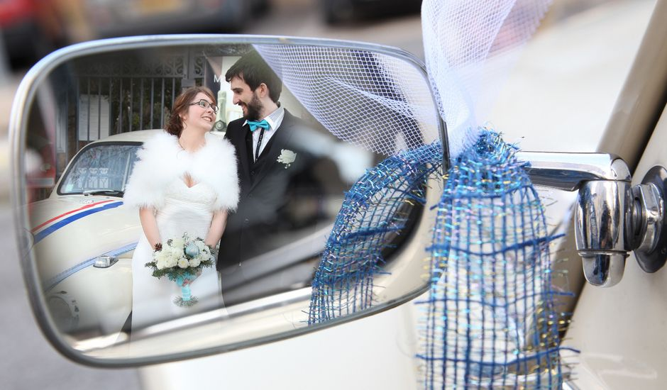 Le mariage de Julie et Charles-Antoine à Marseille, Bouches-du-Rhône