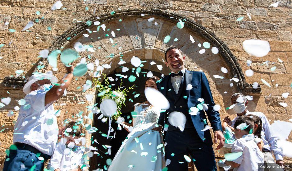 Le mariage de François et Joanne à Pourrières, Var