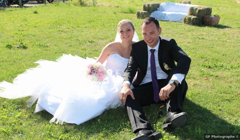 Le mariage de Jérôme et Elodie à Massongy, Haute-Savoie