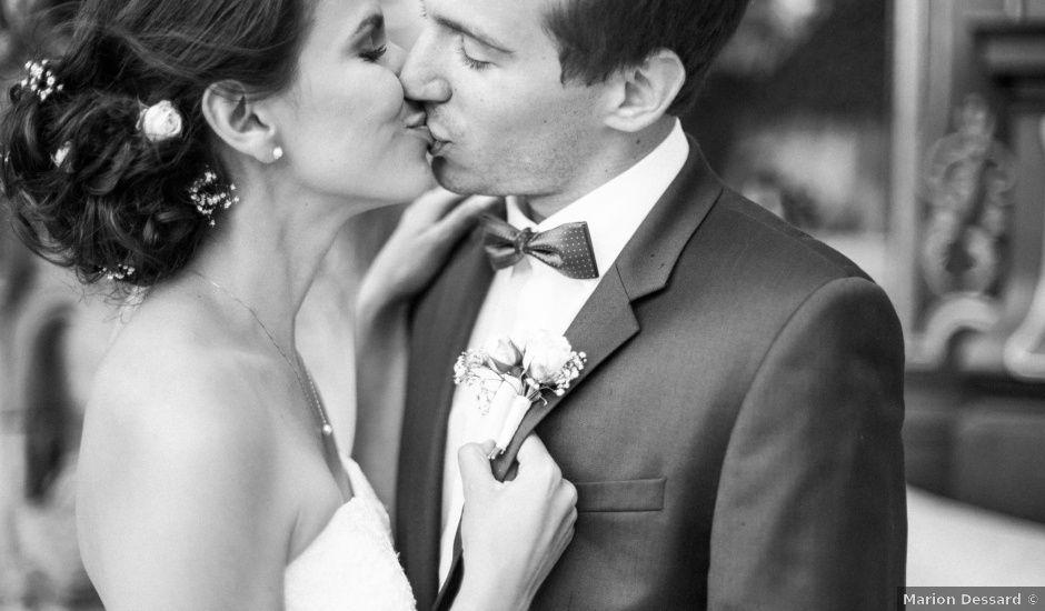 Le mariage de Matthieu et Marcela à Nancy, Meurthe-et-Moselle